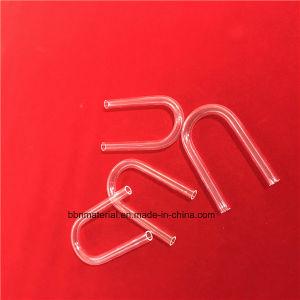 Limpar o vidro de sílica U de polimento para Aquecimento do Tubo