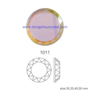 De nieuwe Steen van de Spiegel van het Kristal van de Grootte Ab van het Ontwerp Grote Vlakke Achter