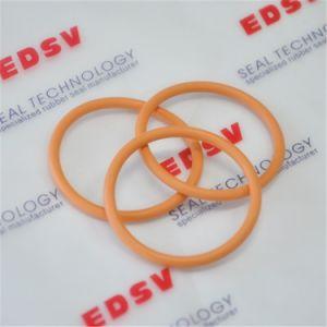 電気のためのオレンジOリングまたはOリングまたはゴム製シールかOリング