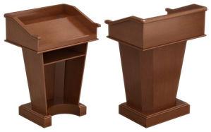 Novo Estilo Hotel Tribuna pódio madeira madeira sólida plataforma de boa qualidade