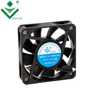 Xyj 6015 PWM 60X60X15mm de Windende KoelVentilator van Gegevens SMPS