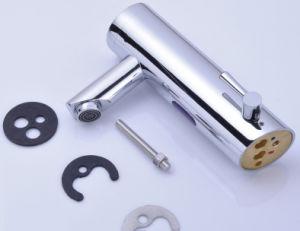 찬 온수 (FDS-A6004)를 위한 최고 디자인 금관 악기 자동적인 꼭지