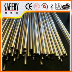 AISI 304 tuyau rondes en acier inoxydable
