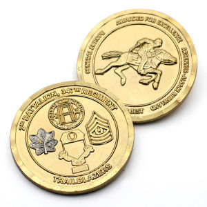 卸し売り昇進は安くあなた自身の米国の硬貨の挑戦硬貨をカスタム設計する