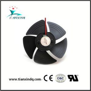 Roulement de manchon de 105mm DC sans balai de refroidissement de l'air de ventilation d'échappement Frameless petit ventilateur axial HVAC