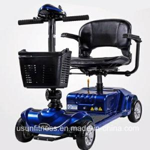 Neue Räder des Entwurfs-vier sperrten elektrischen Mobilitäts-Roller für Ältestes