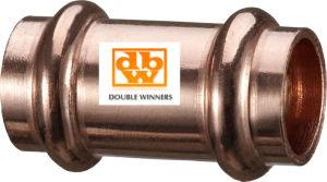 Adaptador de cobre de prensa mecánica (crossover)