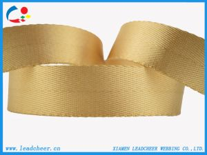 La más alta calidad correa de nylon tejido estrechas bandas de bolsas para mujer