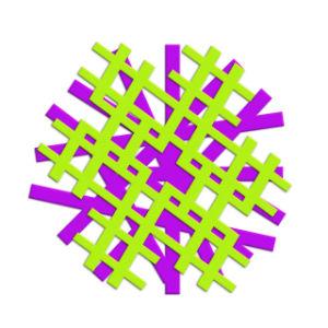 Sedex Gecontroleerde Fabriek PP/PVC/Plastic Placemat& Onderlegger voor glazen