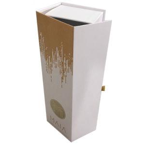 Cierre magnético de lujo de embalaje Caja de regalo (FP02000104)