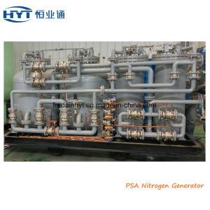 El uso de químicos de la marca HYT PSA automático generador de nitrógeno