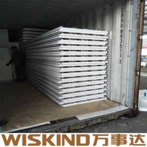 SGS económicos Panel de pared EPS Estructura de acero para construcción