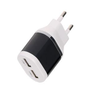 Мобильный телефон с помощью ЕС нам пробку всеобщей настенное зарядное устройство USB