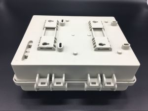 Cuadro de FTTH 16 puertos PLC Splitter Box Caja de bornes