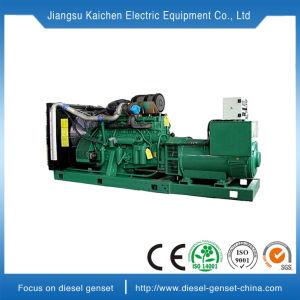 Gruppo elettrogeno diesel di Volvo del generatore elettrico muto
