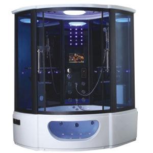 Bañera de Hidromasaje de alta calidad Receptáculo de ducha de hidromasaje Sala de Vapor Húmedo
