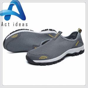 a7e28dbc10 2018 moda hombres zapatillas de deportes de gimnasio de malla transpirable zapatos  para correr