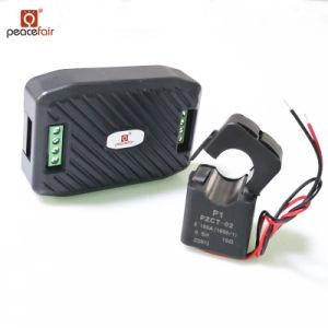 O Modbus RS485 Medidor de energia eléctrica monofásica de Kwh Multímetro
