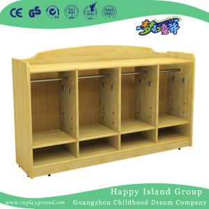 تصميم بسيطة صلبة خشبيّة حقيبة [ستورج كبينت] ([هج-4009])