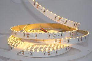 3 anni della garanzia di Dimmable 8mm di larghezza del PWB di CC 12/24V LED del nastro dell'indicatore luminoso della decorazione LED di striscia di striscia flessibile dell'indicatore luminoso SMD 3014 dell'interno LED