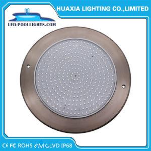 indicatore luminoso subacqueo piano del raggruppamento di spessore 316ss LED di 8mm per la piscina con 2 anni di garanzia