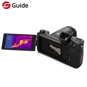 Bewegliche hohe Auflösung IR-thermographische Kamera der Führungs-C400, thermischer Infrarottoner, thermische Kamera mit IR-Auflösung 400*300 und helle 5  LCD mit Berührungseingabe Bildschirm