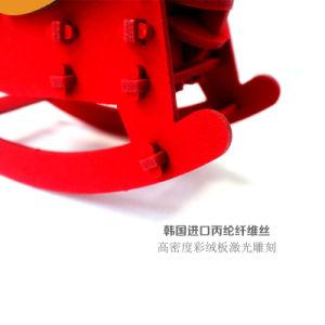 Akustisches Panel-Produkt des Entwurfs-3D