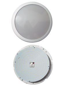 Indicatore luminoso di soffitto rotondo di RoHS 14W 20W 30W LED del Ce dell'ufficio, indicatore luminoso della Tri-Prova del LED