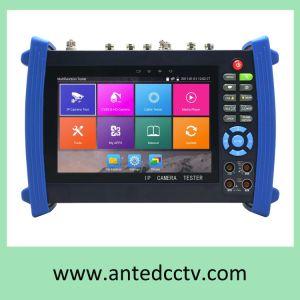 Multifunción de 7 pulgadas HD Combinar Comprobador CCTV incluida Tvi Probador de la cámara Onvif, prueba de la cámara IP de la cámara de vídeo analógico de Monitor Tester