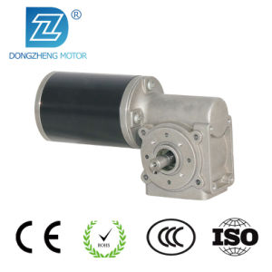 63mm DC Ver générateur automatiques de porte de boîte de vitesses moteur à engrenages