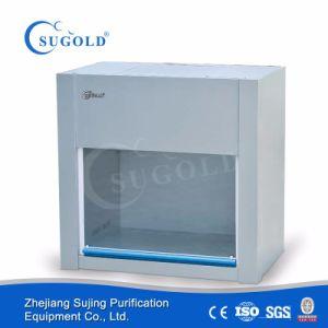 Cappuccio orizzontale Single-Person di flusso laminare del banco pulito del codice categoria 100