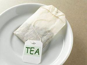 Horehound bolsa de té de la máquina de embalaje