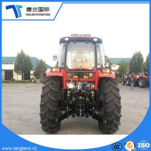 150HP 4*4WD/de Tractor die van Agriculturial/van de Dieselmotor/van het Landbouwbedrijf/van de Bouw bewerken