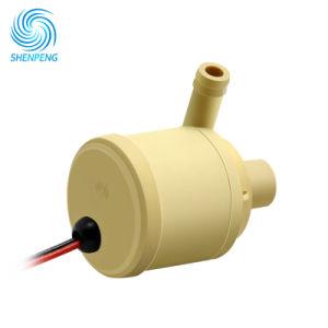 6V oder 12V fließen schwanzlose Minikaffee-Pumpe Gleichstrom-120L/H