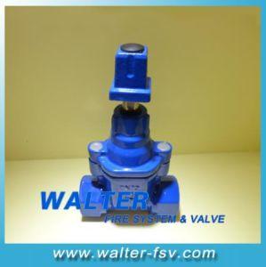 Чугунные резьбовой запорный клапан для воды