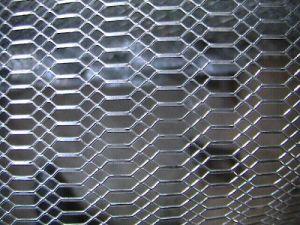 L'étirement en acier inoxydable Anti-Corrosive Expanded Metal Mesh