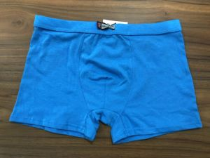 Biancheria intima di Short del pugile dei nuovi di stile stampati marchio delle mutande 95%Cotton/5%Spandex uomini di modo