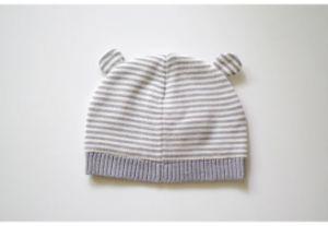 赤ん坊の冬の暖かいニットの帽子の幼児幼児の子供のかぎ針編みの帽子の綿の美しい帽子