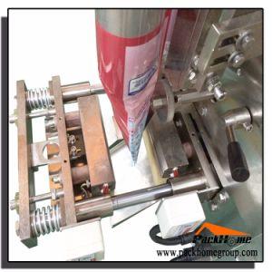 4 lados de la Junta Bolsa Bolsa de ketchup de la máquina de llenado automático