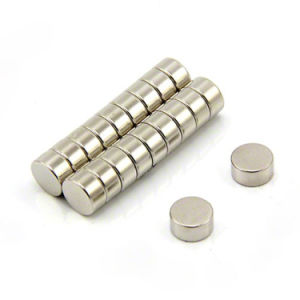 Горячая продажа металлокерамические диск неодимовый магнит