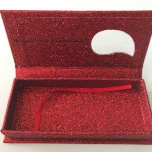 Faux cils Estampillage d'aluminium à l'emballage de la Chine de la fabrication des cosmétiques boîte cadeau
