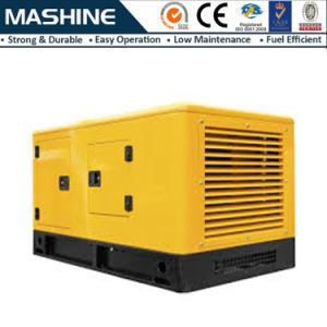 50Hz 1500rpm 25kVA 판매를 위한 3 단계 침묵하는 디젤 엔진 발전기