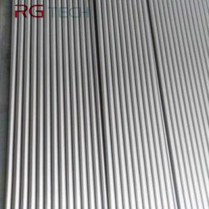 Gerolde Rang 1 van 10mm Gr1 de Staaf van het Titanium 2 5 Ti6al7nb voor de Medische RuimtevaartMacht Gen van de Industrie