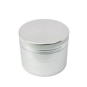 Vente chaude durable Herb rectifieuse de métal Spice rectifieuse de fumer