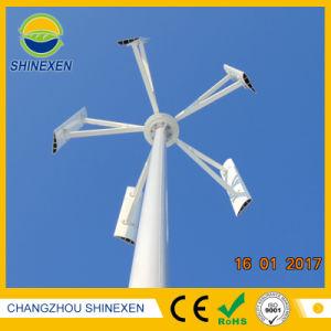 200W 12V/24V vertikaler Wind-Tausendstel-Wind-Turbine-/Wind-Energien-Generator