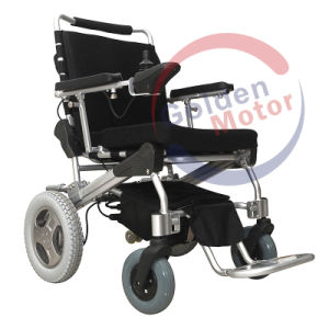 Engrenagem e sem escovas menos Vehicle-Mounted cadeira de rodas Eléctrica