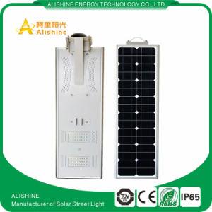 5W-120W integrato/tutto compreso del campione LED dell'indicatore luminoso di via solare libero per il giardino/strada principale/parete esterni Ligthing