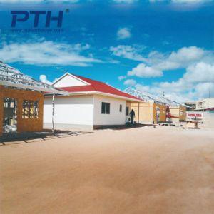 고품질 모듈 Prefabricated 가벼운 강철 별장 집