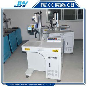 Vezel Laser Marking Machine voor PCB niet-Metal van pvc van Plastic Jewelry van het Roestvrij staal Metal als Mark Engraving