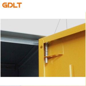 De gele Kast van het Staal van het Metaal van de Lage Prijs